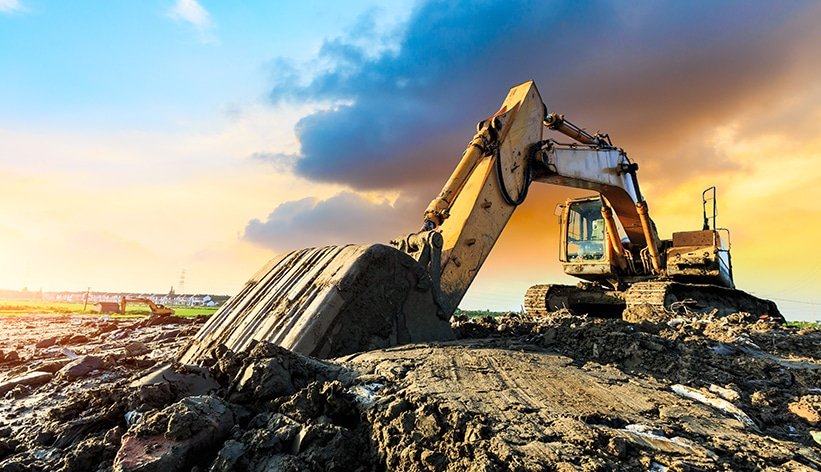 Heavy Equipment Accidents At Construction Sites