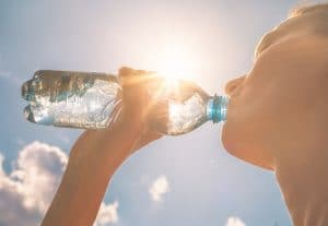 Summer Alert: Driving Dehydrated Can be as Dangerous as Driving Drunk